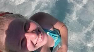 Paradise Island selfie